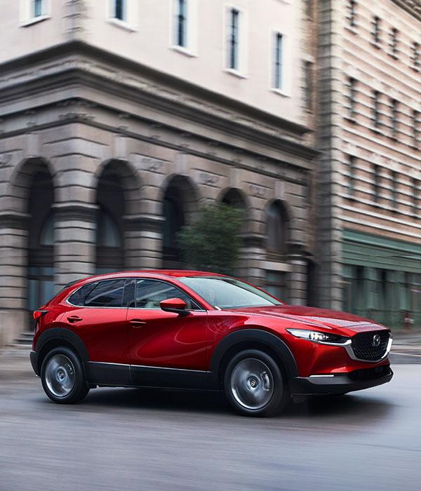 Mazda Motor Taiwan 官方網站
